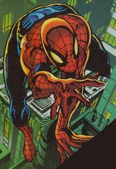 Spider Man - Marvel Comics - John Byrne