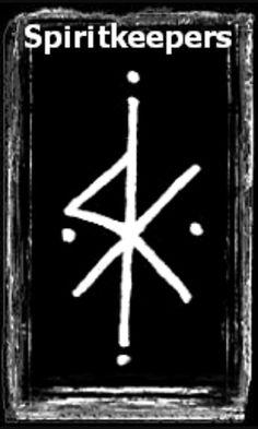 Symbol for Raccoon Totem animal