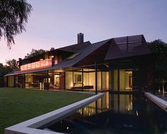 House on Lake Austin. Some of these pictures are breathtaking.
