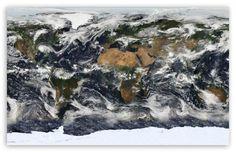 Earth from Space HD Wallpaper for 4K UHD Widescreen desktop & smartphone