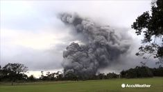 Mount Kilauea erupted again early Thursday morning in Hawaii, Sending an ash plume more than 30,000 feet into the air. Officials are warning residents about falling ash over areas of the big Island.