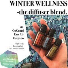 WINTER WELLNESS | SEASONAL SUPPORT - the diffuse blend △  Doterra Essential Oils – ZENESS