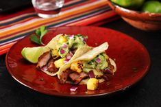 Grilled al Pastor-Style Tacos Recipe - Kraft Recipes