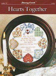 Leaflet 157 Hearts Together – Stoney Creek Online Store