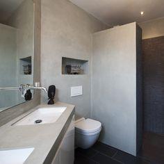 betoncire badkamer afwerking amsterdam