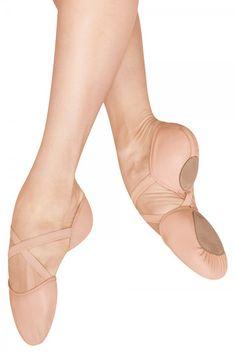 Bloch Elastosplit X Split Sole Ballet Shoes