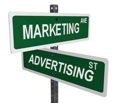 Marketing vs. Advertising