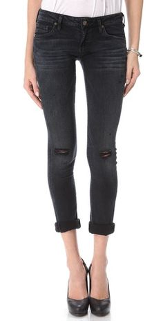 need these // citizens of humanity 'the racer' - i wish i could wear these :(