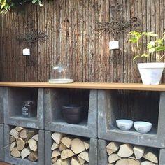 Indoor Garden, Outdoor Gardens, Home And Garden, Garden Shelves, Outdoor Projects, Outdoor Ideas, Backyard Landscaping, Backyard Fences, Landscaping Ideas