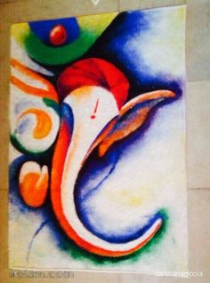 free hand Ganesha for diwali Rangoli Designs Latest, Rangoli Designs Flower, Colorful Rangoli Designs, Rangoli Ideas, Rangoli Designs Diwali, Rangoli Designs Images, Diwali Rangoli, Flower Rangoli, Beautiful Rangoli Designs