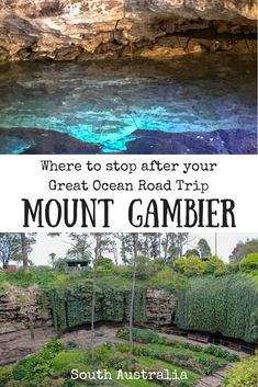 Things to do in Mount Gambier South Australia - Travel Trends Perth, Brisbane, Melbourne, Sydney, Australia Travel Guide, Visit Australia, South Australia, Western Australia, Australia Tours