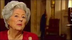 Baroness Betty Boothroyd: Member of the House of Lords, former Speaker of the House of Commons. Born in 1929. Spent her youth as a dancer. Wonderfully wry.
