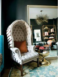 mirror decor.. #mirror Repin by Ellesilk.com