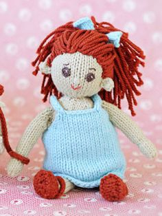 Spud & Chloë — Fun pattern collection for both kids and adults in knit and crochet — Pattern Store » Spud & Chloë Dolls