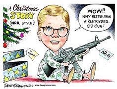 NRA Christmas story