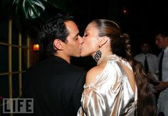 Jennifer Lopez and Marc Anthony, another one of those relationship.