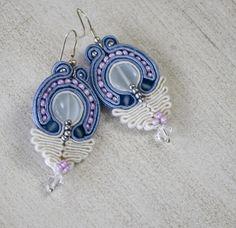 Beautiful Soutache earrings.