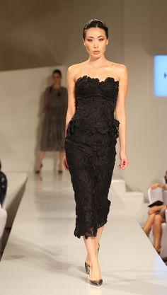 The Dress Helen Cody Designer Couture Wear Pinterest