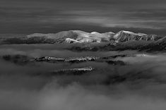 Low Tatra mountains in winter time White Art, Black And White, Pictures For Sale, Forest Art, Kingdom Of Heaven, Art Prints For Sale, Landscape Pictures, Winter Time, Tatra Mountains