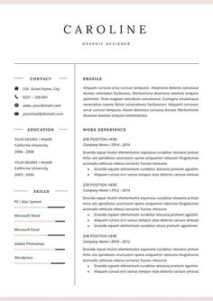 40 off resume template simple resume template cv by gresume