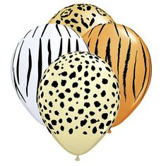 Check out the deal on Safari Print 11-inch Qualatex Latex Balloons. #junglepartyideas #jungleparties #junglepartythemes #junglebirthdays #junglesafariparty #junglethemepartyideas #junglethemebirthdayparty #junglethemeparties #safarijungleparty #junglebirthdaypartyideas #junglebirthdayparties #junglepartydecorations #junglebirthdaytheme #safariparty #junglesafaribirthdayparty #junglekidsparty #partyjungletheme #junglethemebirthday #babyshower  #1stbirthday #photoboothprops #props…