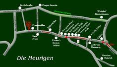 Entwurf Weinbauverein Vienna, Planer, Map, Mockup, Wine, Maps