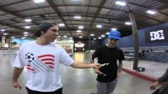 Skate or Dice! - Will Fyock, Kevin Romar, Cody Cepeda & The McClungs - http://DAILYSKATETUBE.COM/skate-or-dice-will-fyock-kevin-romar-cody-cepeda-the-mcclungs/ - http://www.youtube.com/watch?v=x4XNmjVCD-E&feature=youtube_gdata  Will Fyock, Kevin Romar, and the McClungs put some serious skrilla on the line for a game of Skate or Dice. When you've got Reda yelling in your face, it's no easy task to keep your composure.... - CEPEDA, cody, dice, fyock, kevin, McClungs, roma