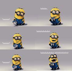 love the minions! :)