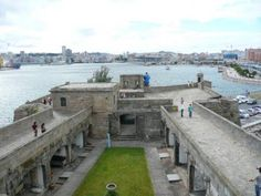 Castillo de San Antón: Museo Arqueológico, La Coruña
