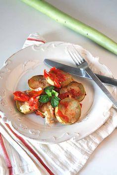 Zucchina siciliana in padella