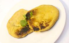Pannesteikte søtpotetbrød - Vegetarbloggen