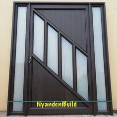 """NyandeniBuild Pmb compartilhou uma publicação no Instagram: """"Range of hi quality aluminum doors by NyandeniBuild. 083 786 8640"""" • Siga sua conta para ver 525 publicações."""