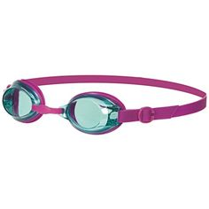 From 4.40 Speedo Junior Jet Goggles - Purple/blue One Size
