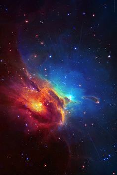 Nebula (photo from the-candles-wick website)