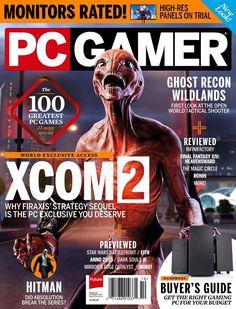 PC Gamer USA 270. XCOM 2 - Firaxis brings procedurally generated levels to Enemy…  #top #xcom #xcom2 #xcom2videos# xcom2videos #xcomhelp #xcomtips #xcomcheats #xcom2help #xcom2photos #xcom2tips #xcom2cheats #l4l #f4f #follow #followme #followback #instafollow #love #top #game# games #cheat #cheats