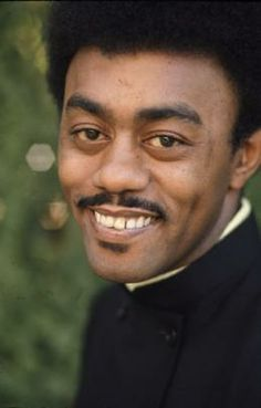 Johnnie Taylor...vocalist in a wide variety of genres, blues, disco and pop.