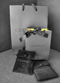 Coderque Packaging W