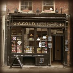 A.Gold, 1970s, Spitalfields. We love shops and shopping. That's it - theretailpractice.com, www.facebook.com/shoppedinternational and www.twitter.com/shopped
