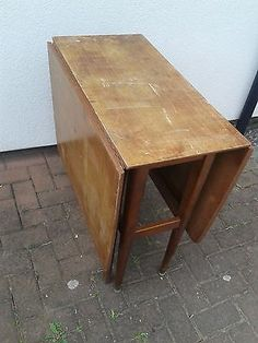 Retro Folding Dining Table, Restoration Project. | eBay