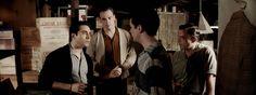 Jersey Boys (Frankie Valli and the Four Seasons-Frankie Valli ve Dört Mevsim) John Lloyd Young-Erich Bergen-Vincent Piazza-Michael Lomenda