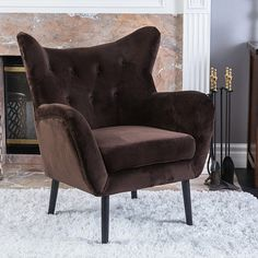 https://www.dotandbo.com/greatdealfurniture/product/danielle-brown-velvet-arm-chair?cacheBuster=1508516602&osky_campaign=boost-dotandbo-upscale-whisky&osky_content=80