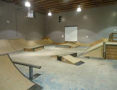 Ripzu indoor skate park in Vancouver, Wash.
