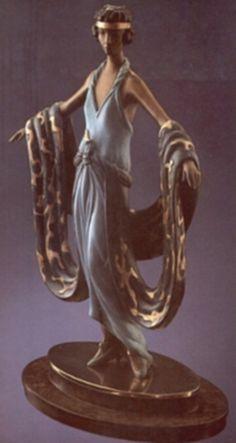 Erte Gala Bronze