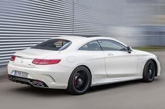 Mercedes-Benz S63 AMG Coupe | Gadai BPKB