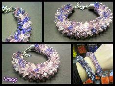 www.noxys.cz #noxys #PreciosaPIP Crochet Necklace, Handmade, Jewelry, Crafting, Hand Made, Jewlery, Jewerly, Schmuck, Jewels