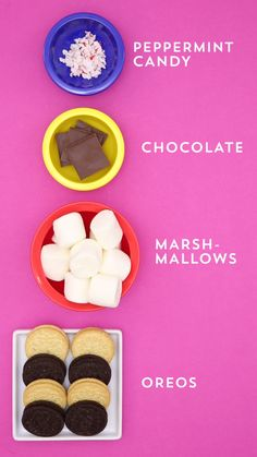 Watch this DIY recipe to tutorial to learn how to make S'moreos.