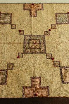 hand stitched cloth
