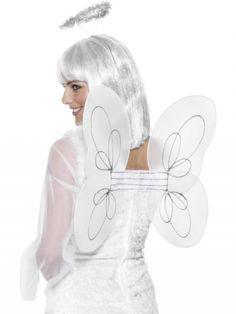 Set de #angel .  http://www.leondisfraces.es/producto-1033-set-de-angel