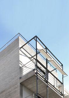 Gallery - Apartment Building in Deinokratous Street, Athens / Giorgos Aggelis - 14