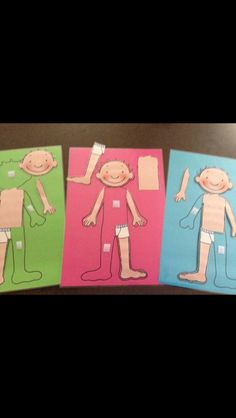 Laminate and make different body systems on different cards. File Folder Activities, Folder Games, Teaching Activities, Body Preschool, Toddler Preschool, Toddler Activities, Body Parts Theme, Busy Bags, Kids Education